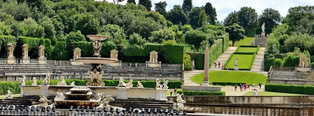 The boboli gardens a wonderful open air museum in florence for Giardino di boboli