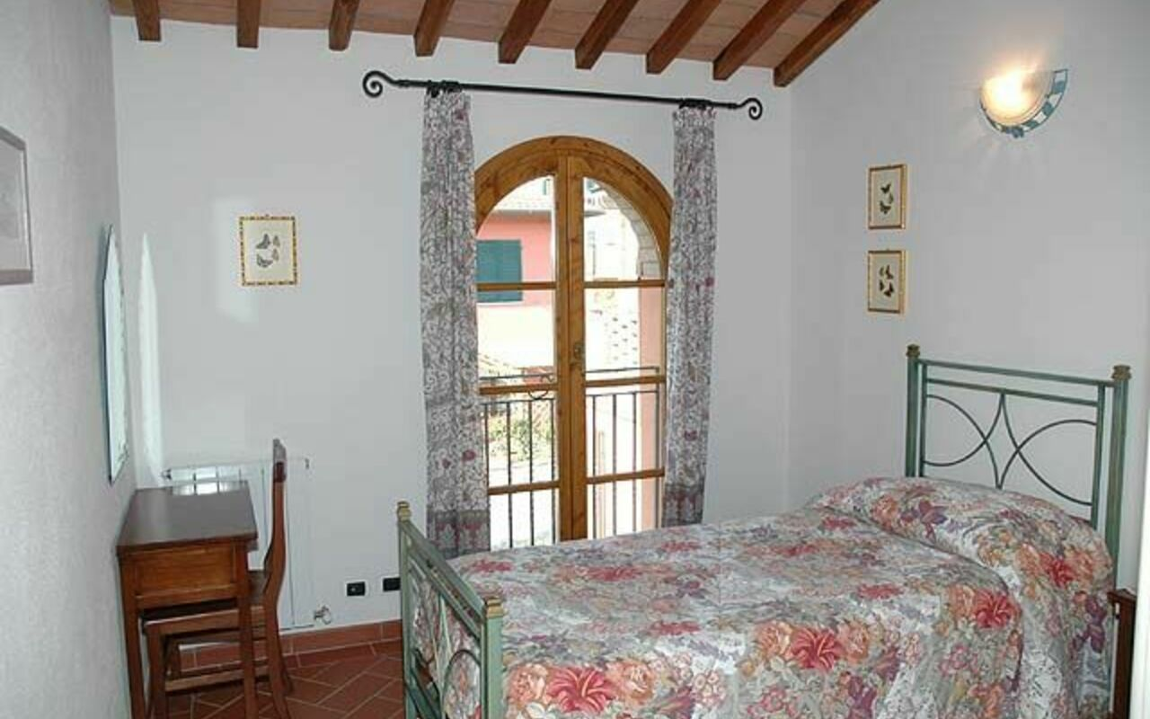 Casa Rossa 2 | Ferienwohnung in Gorgognano Toskana - 7 ...