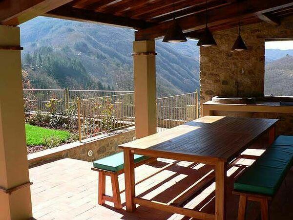 ferienwohnung ponte a serraglio 6 personen italien toskana 40857. Black Bedroom Furniture Sets. Home Design Ideas