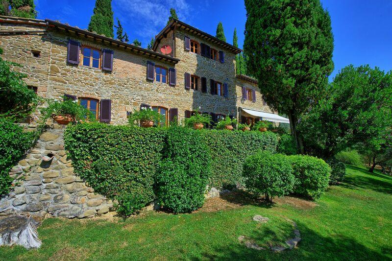 Villa Fabbroni - Fattoria San Polo-La Colonica