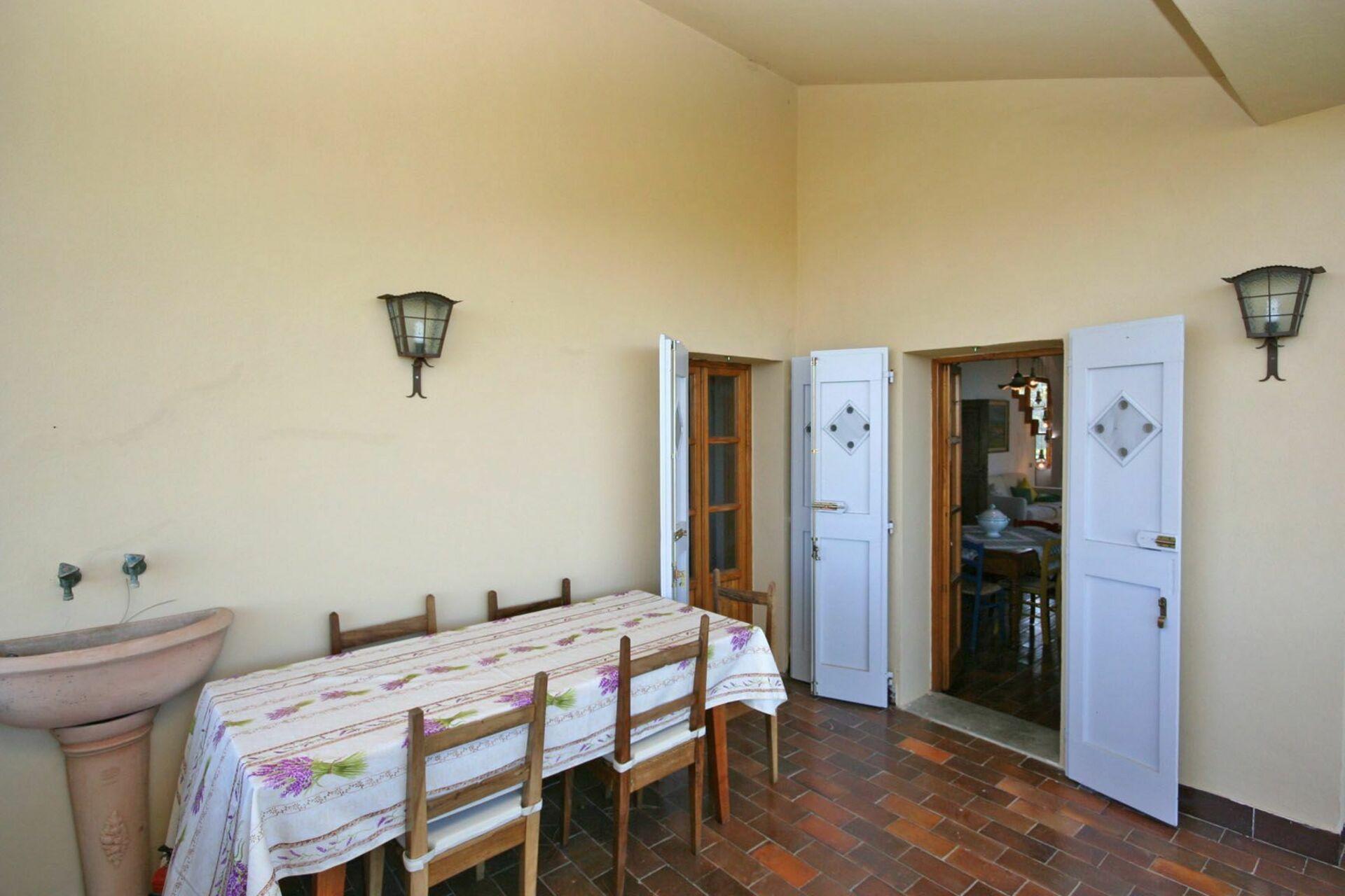 Casa Gabriella, Ferienhaus in Montaione Toskana - 8 Schlafplätze und ...