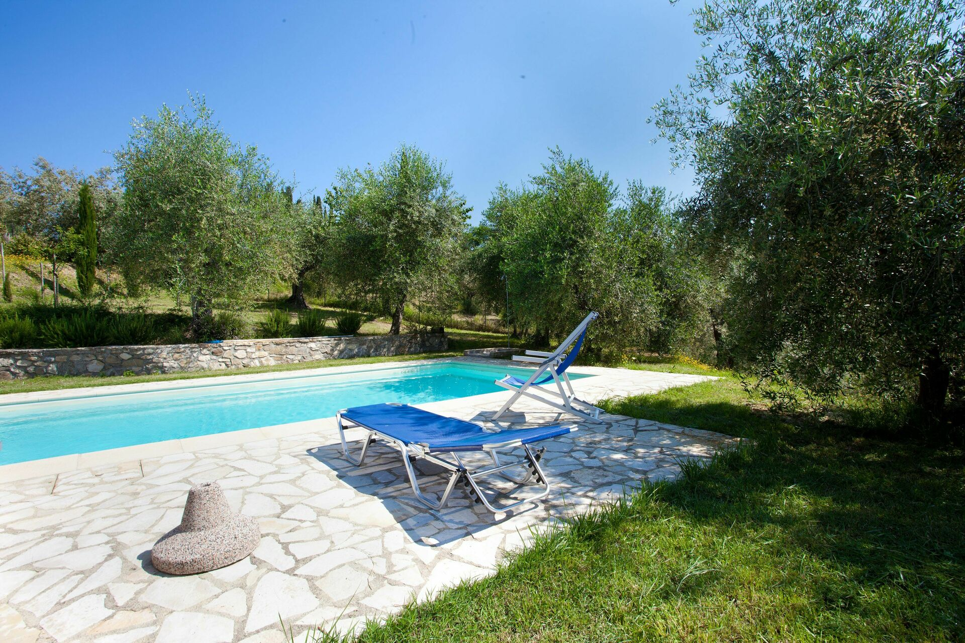 Country house in Chianti for rent - Villa Terrazza