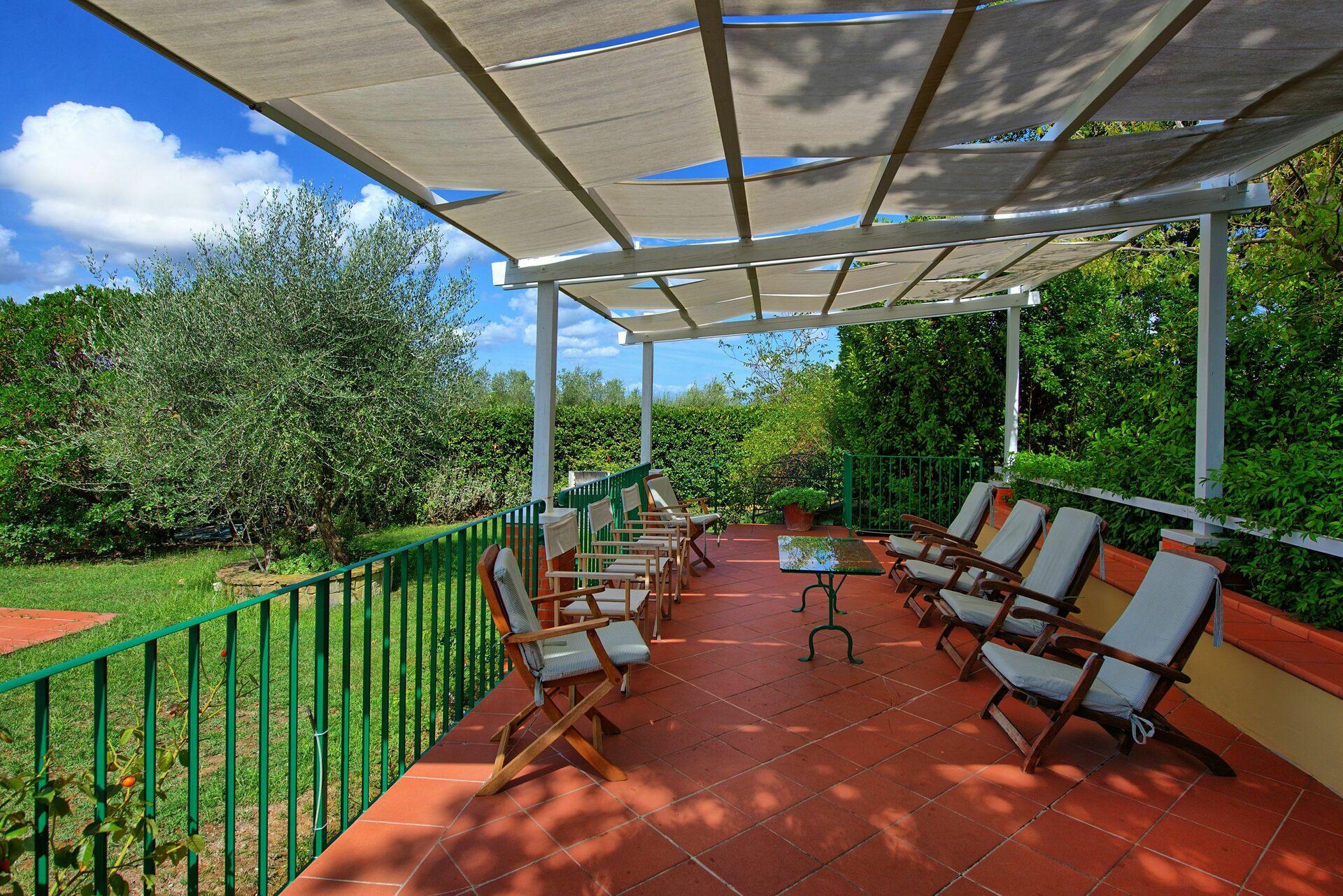 Sommerhus San Carlo i Montagnana Toscana - 5 soveværelser og 10 ...