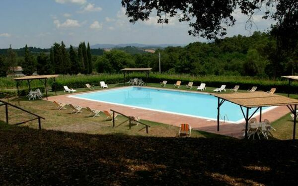 The Farm's swimming pool
