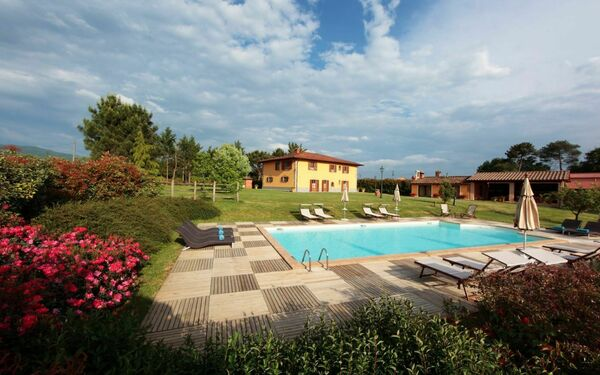 Villa Sant'Angelo Farm House