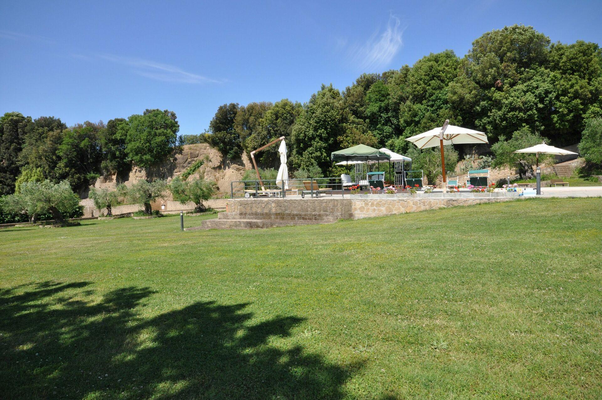 Ferienvilla In Der Toskana Pitigliano