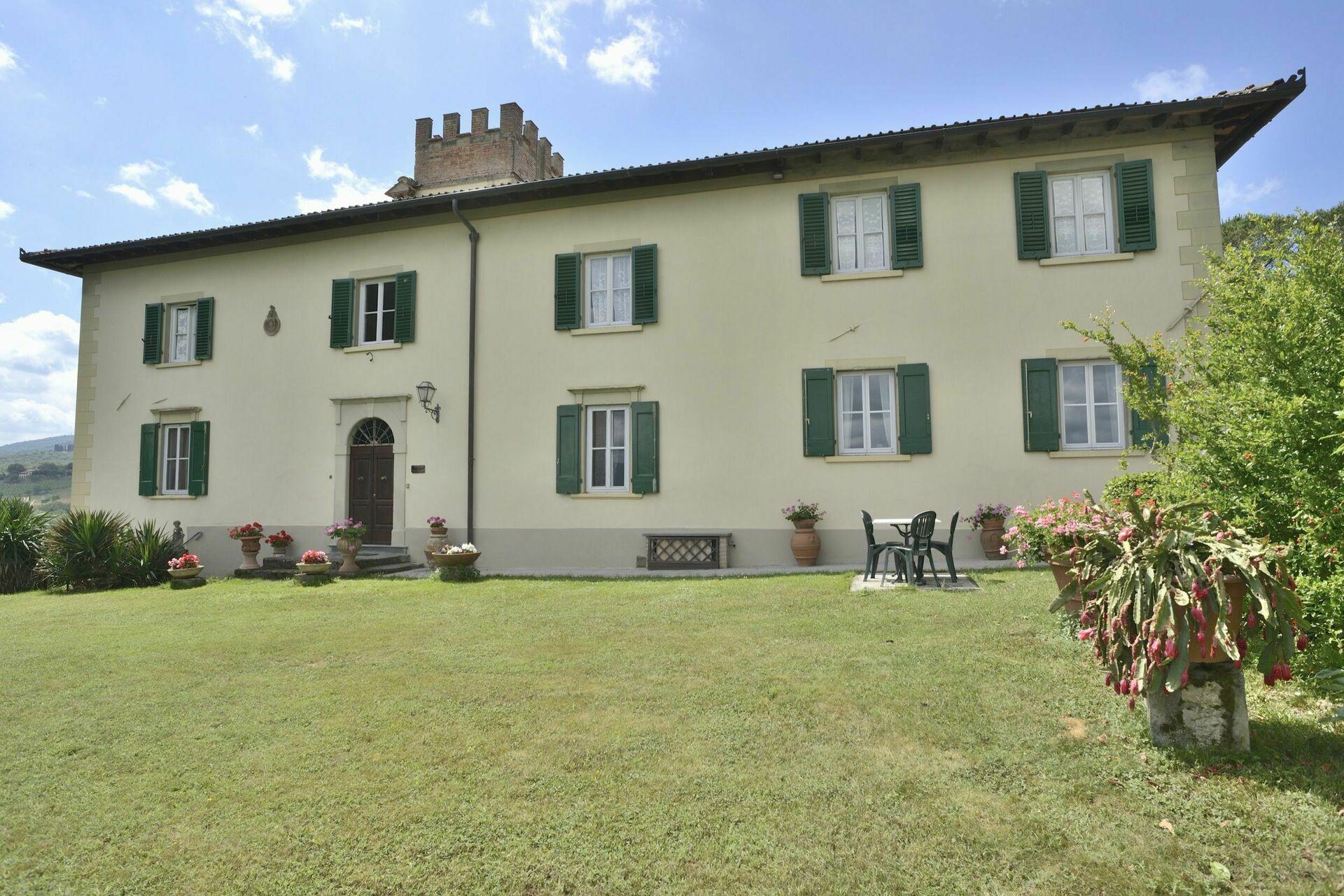 Sommerhus Villa Mugello i Borgo San Lorenzo Toscana - 8 soveværelser ...