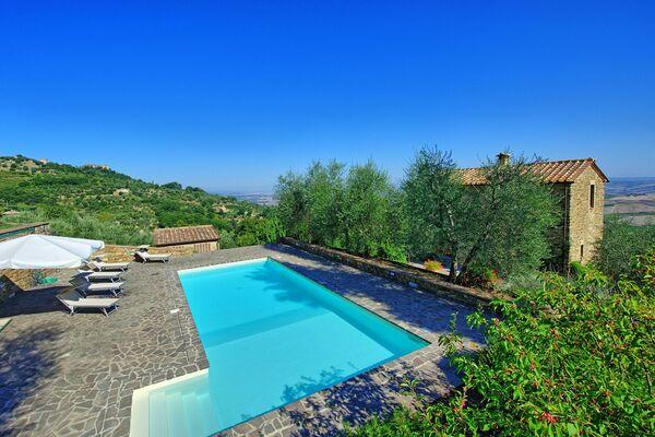Villa Montalcino Villa in Italien