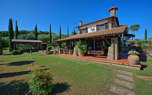 Villa Porta a Colle