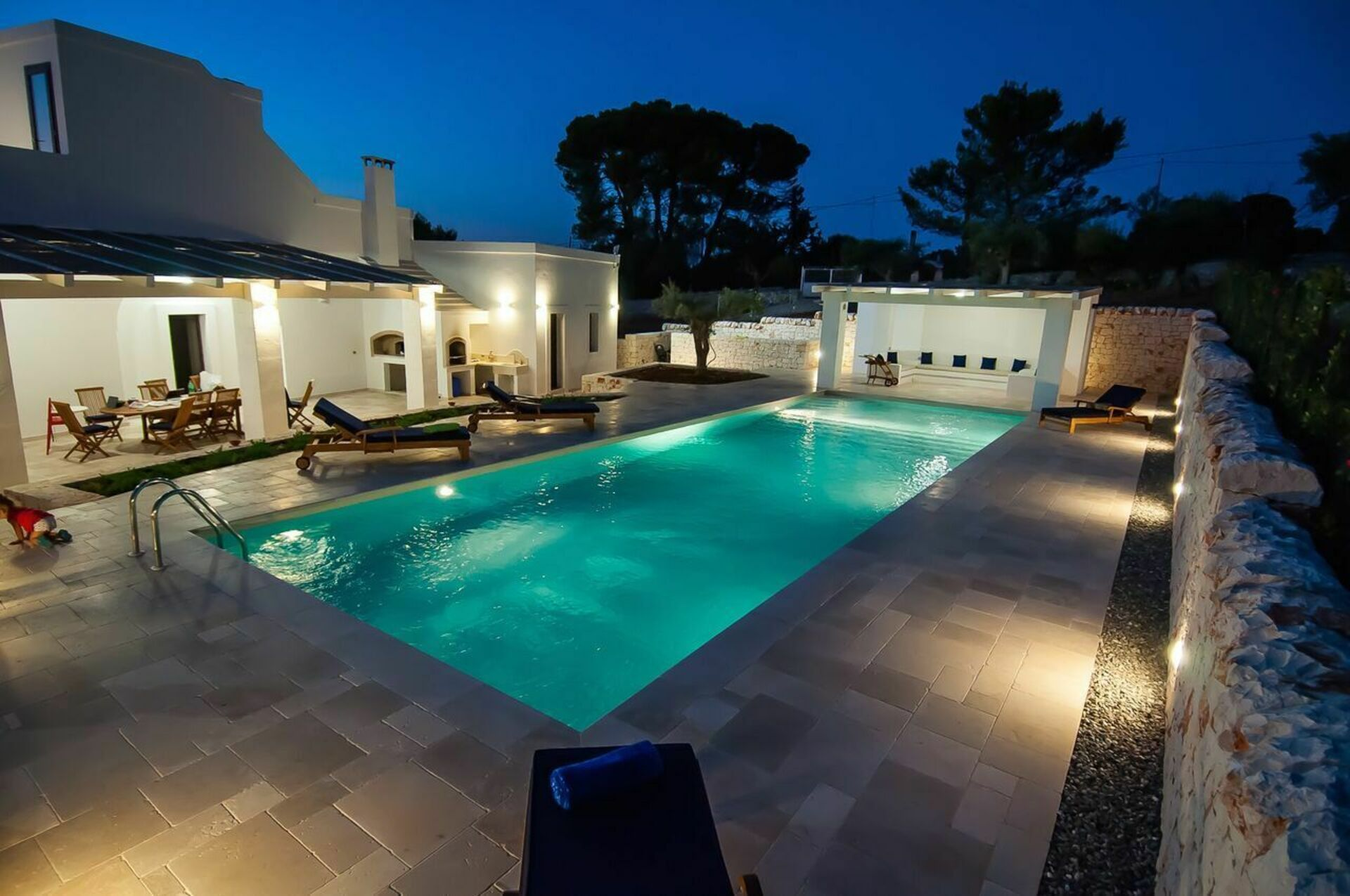Holiday Villa With Pool In Puglia Villa Milivita