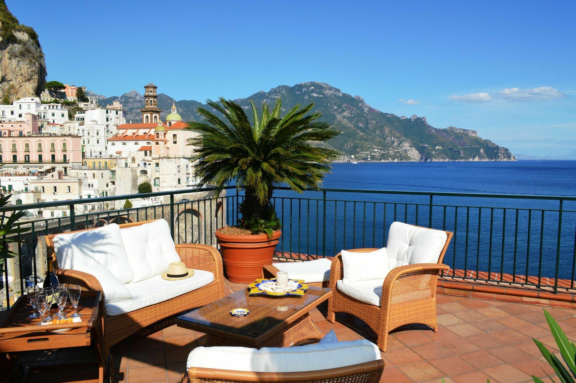 La Terrazza Di Atrani, Appartamento vacanza a Atrani, Campania - 6 ...