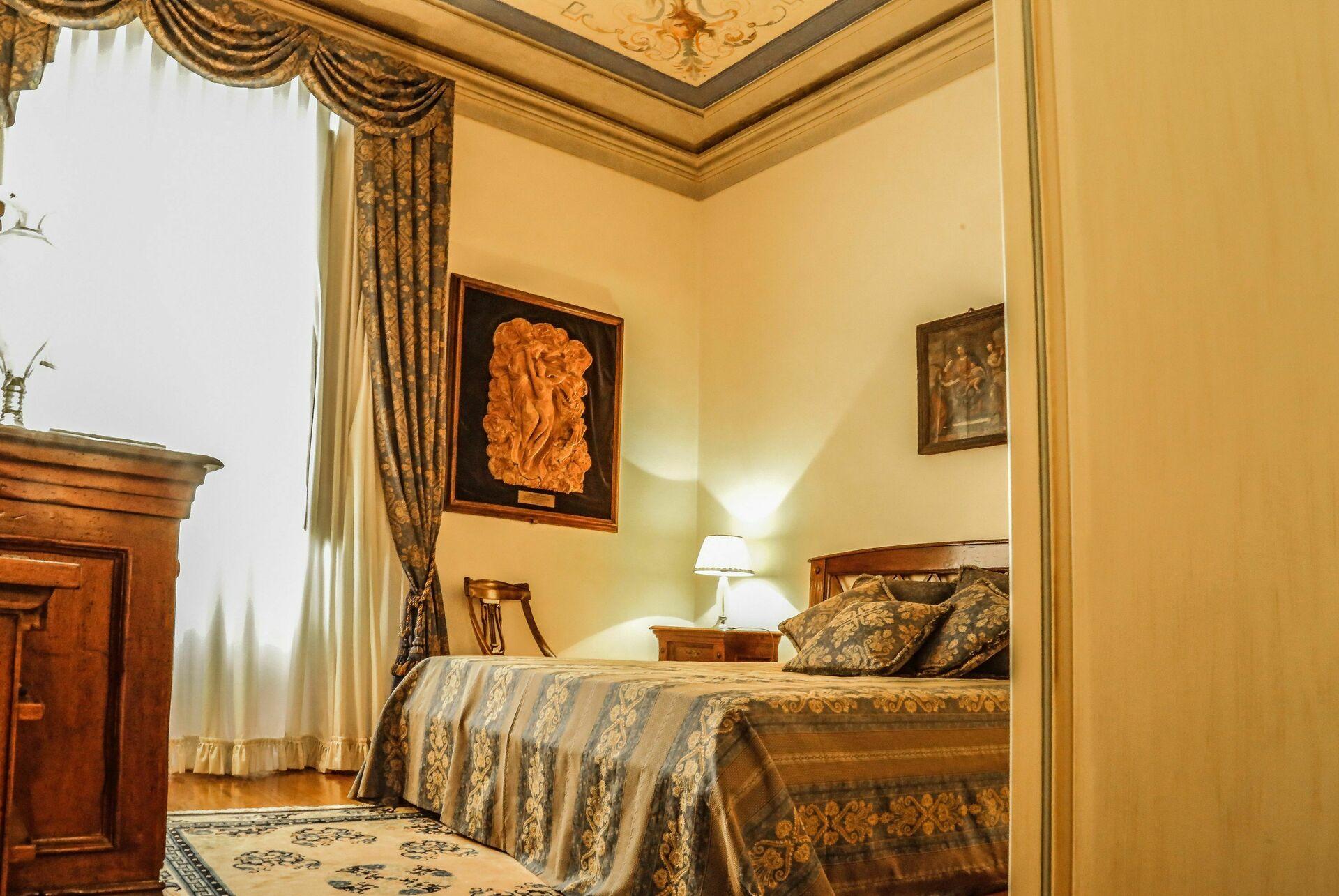 Cosimo appartamento vacanza a firenze toscana 3 letti - Camere da letto firenze ...