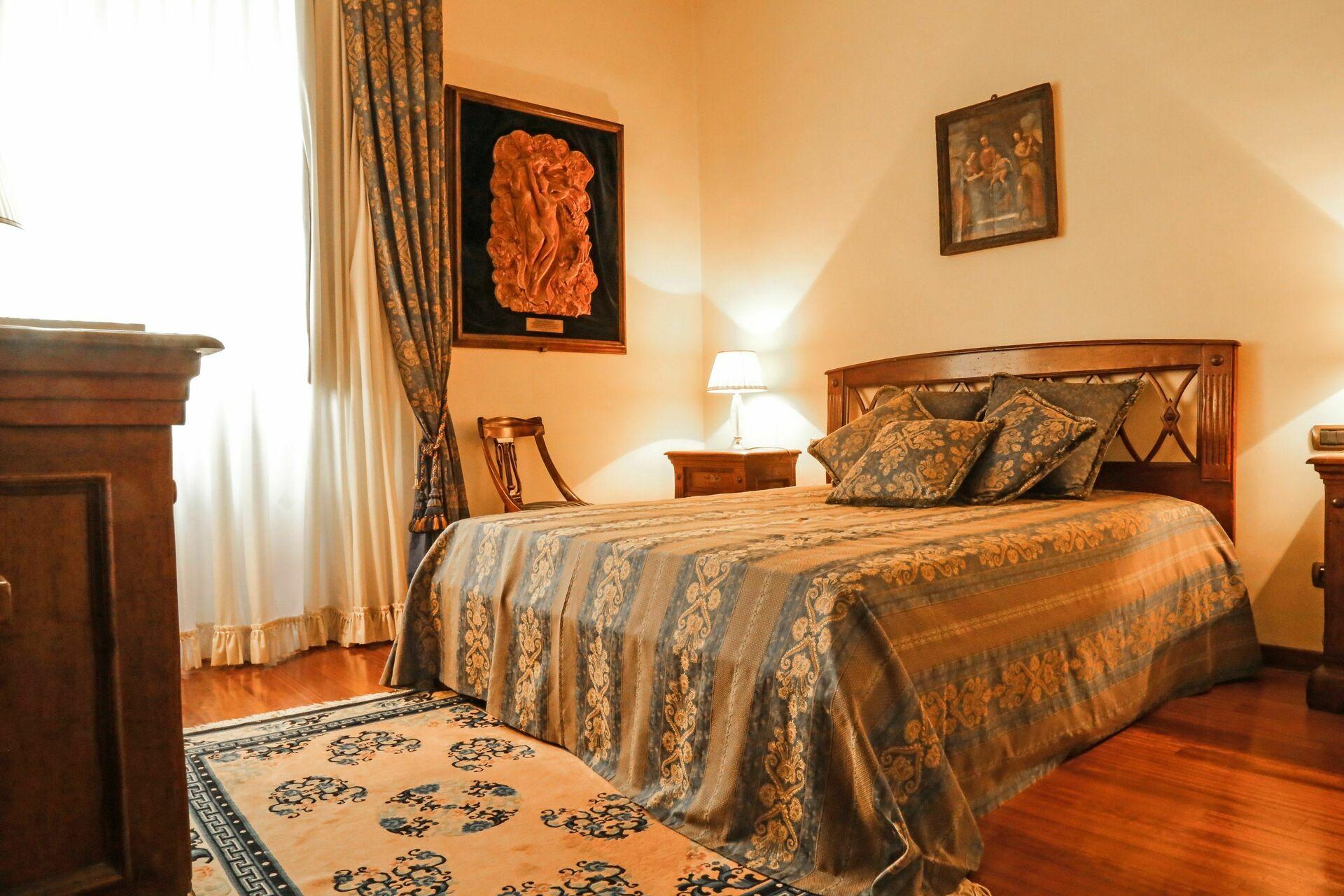 Cosimo appartamento vacanza a firenze toscana 3 letti for Camere da letto firenze