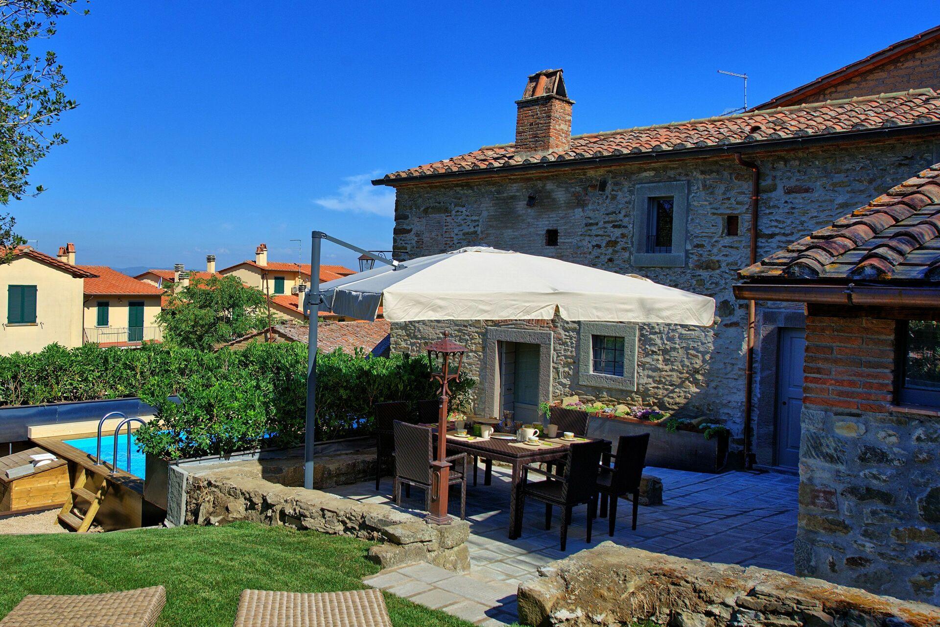 Casa La Fonte, Luxury Villa vacation rental in Cortona Tuscany - 6 ...