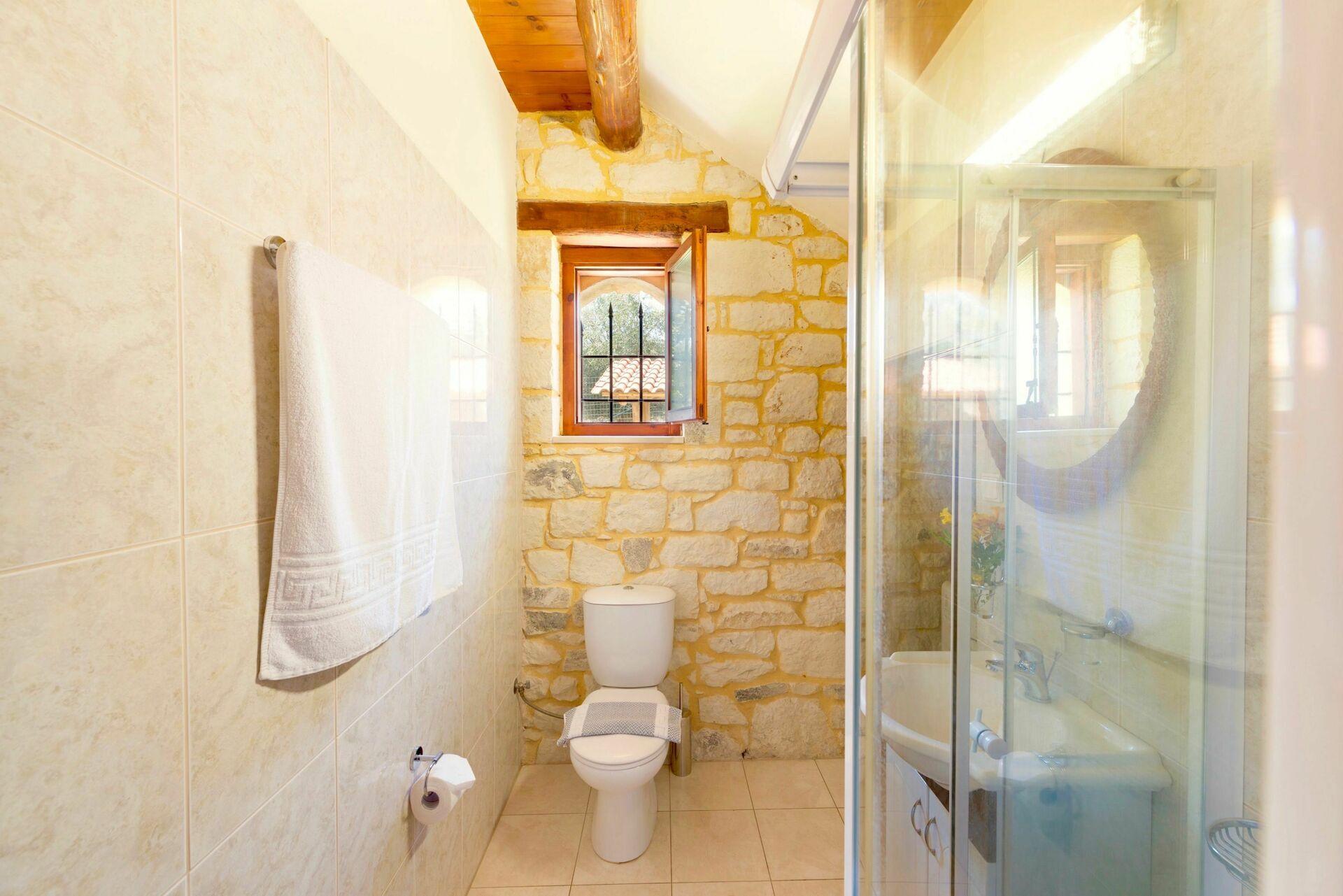 Villa Vrisses, Ferienhaus in Vrýses Kreta - 7 Schlafplätze und 3 ...