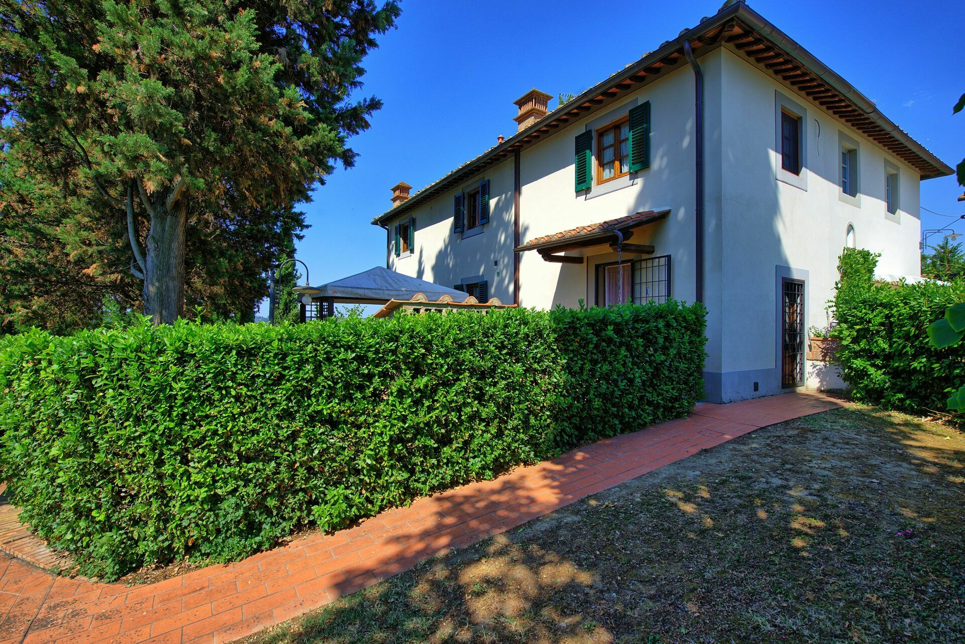 Villa Piazzacalda, Vakantiehuis in Castelfiorentino, Toscane voor 18 ...