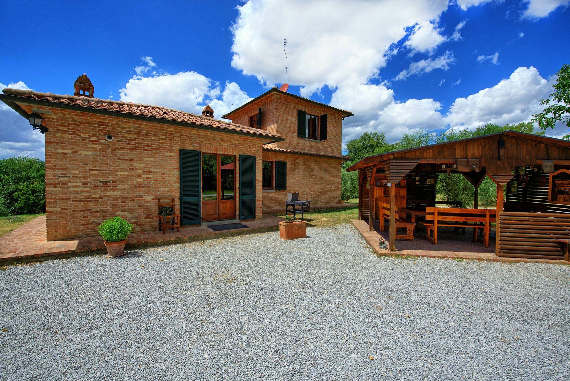 Villa Palmina, Vakantiehuis in Lucignano, Toscane voor 15 personen ...