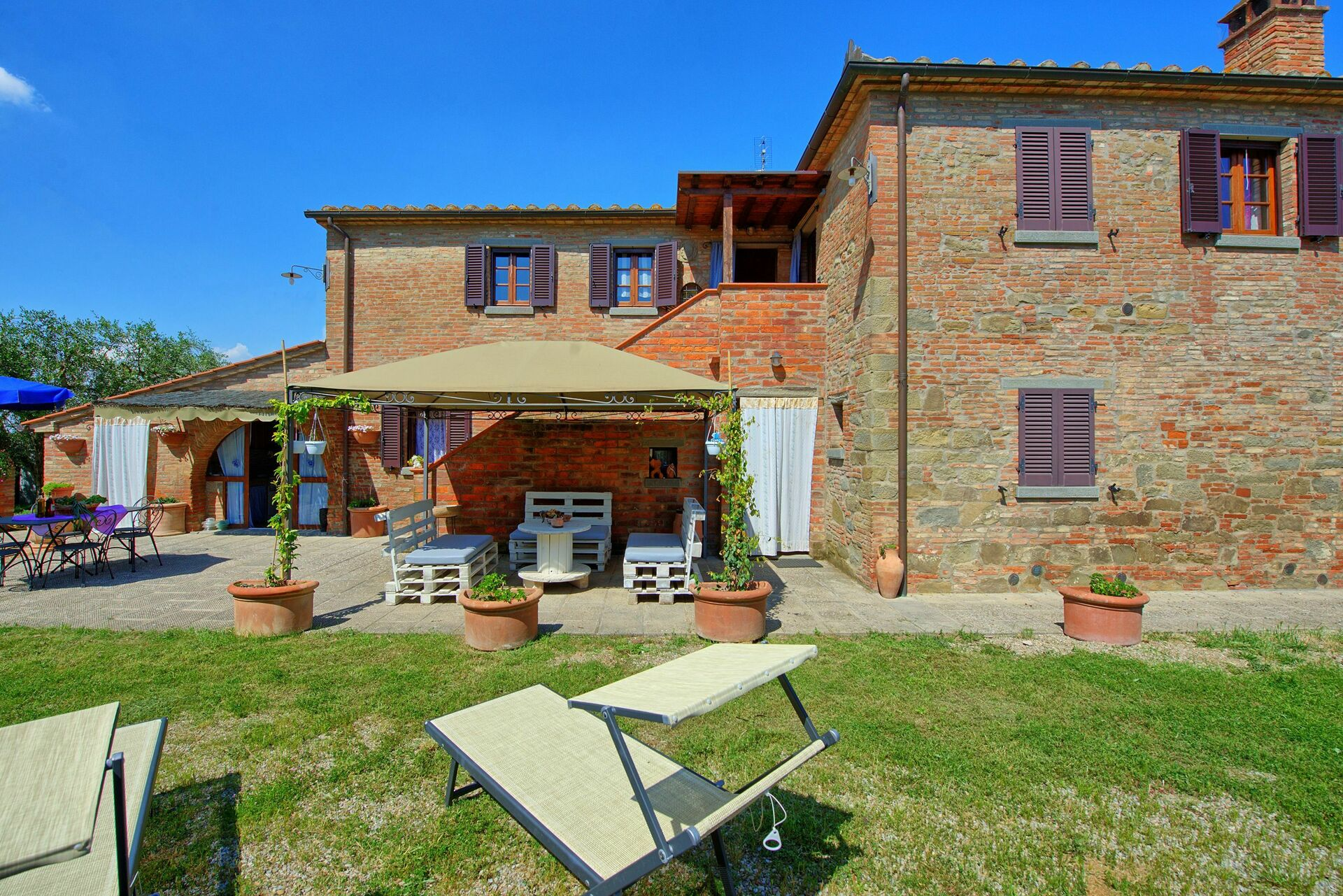 Casale Miro, Ferienhaus in Fratticciola Toskana - 12 ...