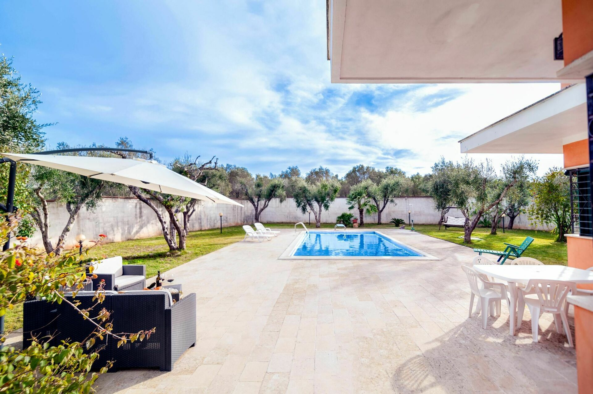 Sommerhus Villa Martes i Martignano Apulien - 2 soveværelser og 7 ...