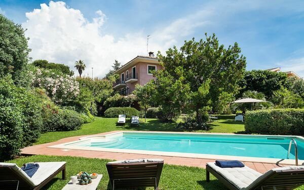 Villa Rosa Etnea
