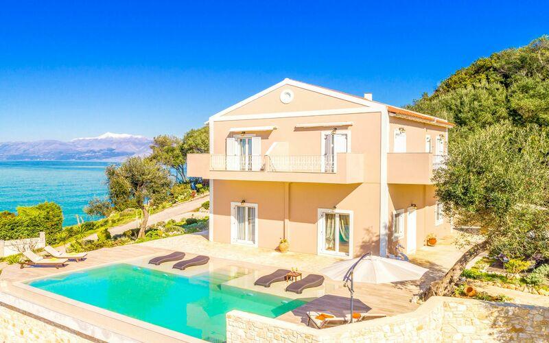 Seaside villas by the Mediterranean sea  Villa rentals near