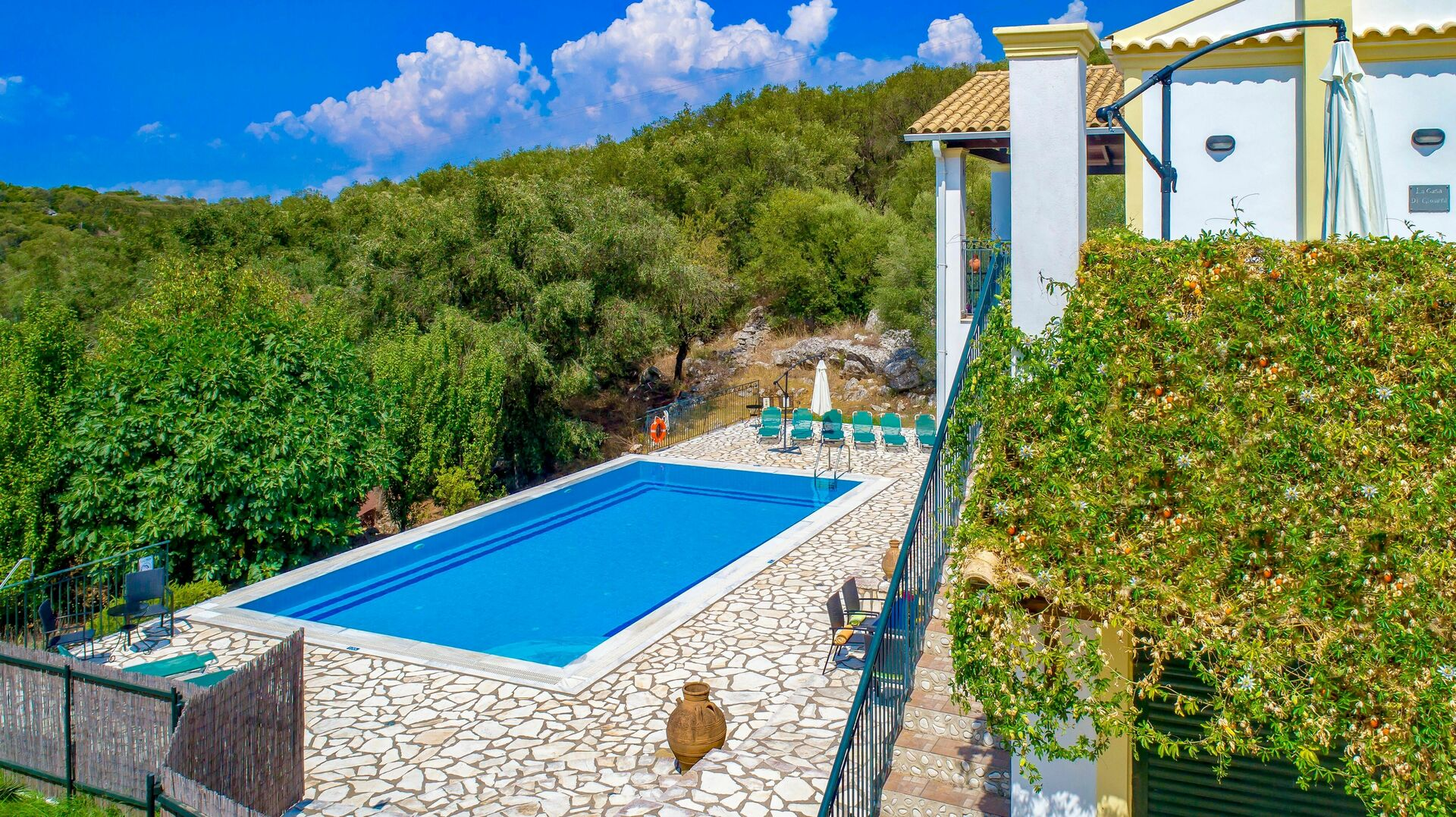 Degiovanni Relax Divani.Villa Di Giovanni Holiday Villa Rental In Peritheia Corfu