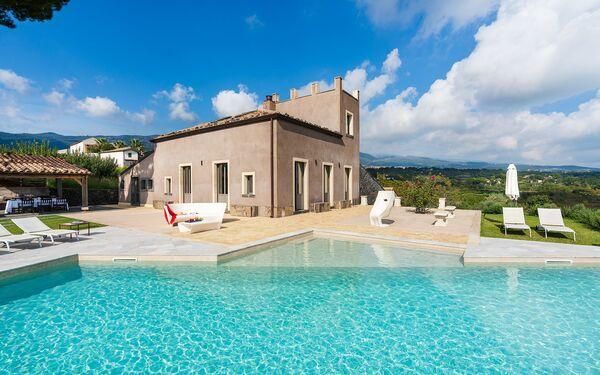 Villa Torre Etnea