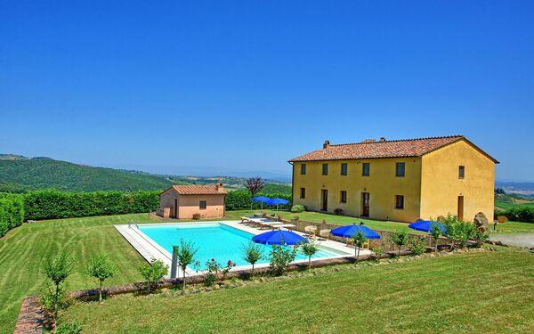 Villa Il Caggio 2020
